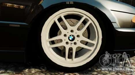 BMW 750iL E38 Light Tuning pour GTA 4 est un côté