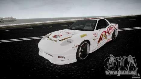Mazda RX7 FD Apex Imamura für GTA 4