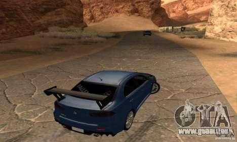 New Drift Zone für GTA San Andreas zweiten Screenshot