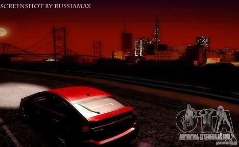 UltraThingRcm v 1.0 für GTA San Andreas zweiten Screenshot