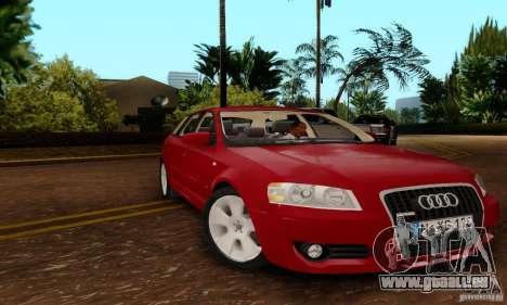 Audi A3 Sportback 3.2 Quattro pour GTA San Andreas