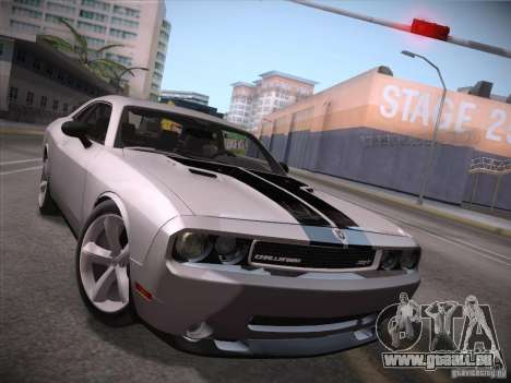 Dodge Challenger SRT8 v1.0 für GTA San Andreas linke Ansicht