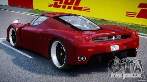 Ferrari Enzo pour GTA 4 est un droit