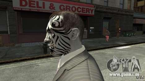 Tatoo 2 für GTA 4 Sekunden Bildschirm