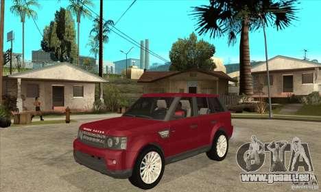 Land Rover Range Rover Sport HSE für GTA San Andreas