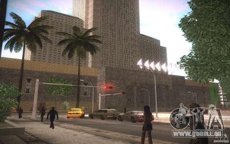 HD Meria für GTA San Andreas dritten Screenshot