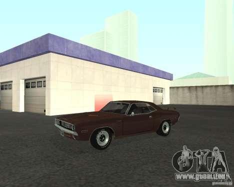 Dodge Challenger für GTA San Andreas