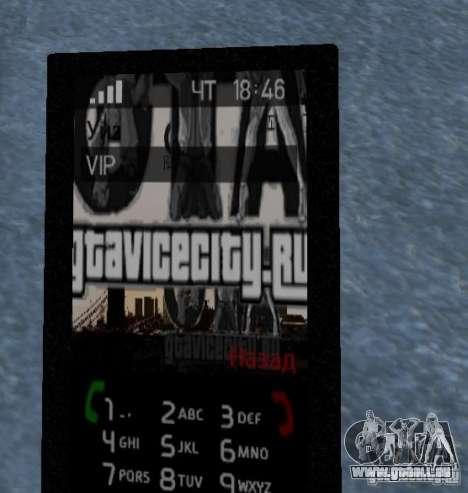 Thème GTAViceCity.RU pour GTA 4