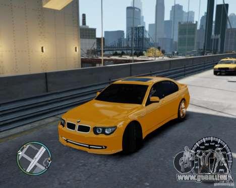 BMW Alpina B7 für GTA 4