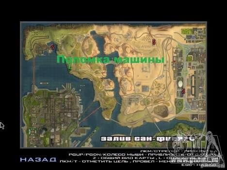 Road-trip für GTA San Andreas her Screenshot