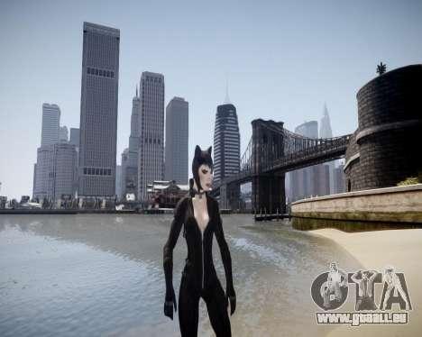 Catwoman v2.0 pour GTA 4