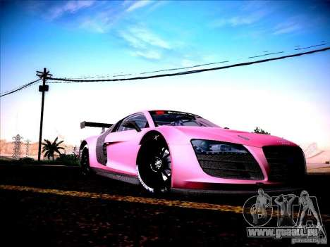 Audi R8 LMS v2.0 pour GTA San Andreas