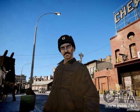 Niko - Stalin pour GTA 4 secondes d'écran