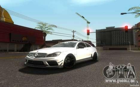 ENB Series by muSHa v1.0 pour GTA San Andreas
