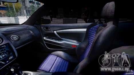 Mitsubishi Eclipse GTS Coupe für GTA 4 Rückansicht
