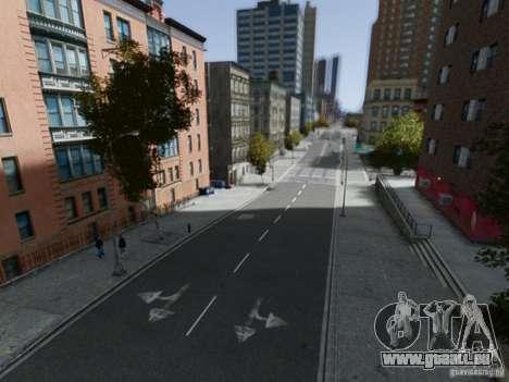 HD Roads 2013 für GTA 4 achten Screenshot