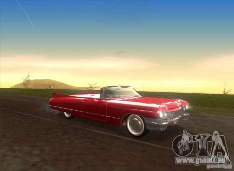 Cadillac Series 62 1960 für GTA San Andreas