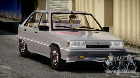 Renault Flash Turbo 11 pour GTA 4