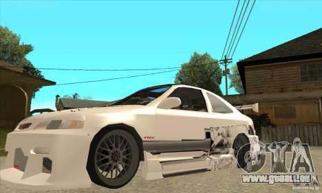 Honda Civic Tuning Tunable pour GTA San Andreas