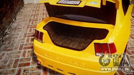 Ford Mustang SVT Cobra v1.0 für GTA 4 Seitenansicht