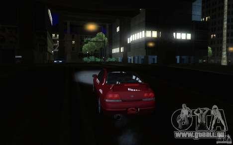 Nissan Skyline R33 GTS25t Stock für GTA San Andreas Seitenansicht
