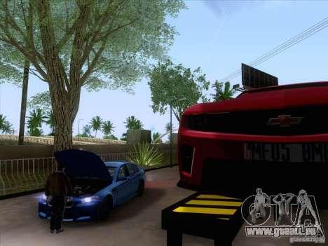 Auto Estokada v1.0 pour GTA San Andreas cinquième écran