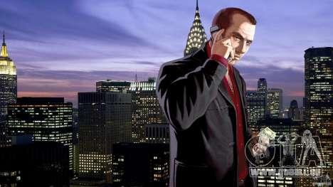 Real New York Loading Screens für GTA 4 dritte Screenshot