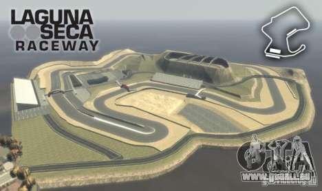 Laguna Seca pour GTA 4