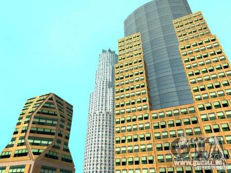 DownTown NEW pour GTA San Andreas