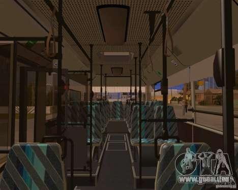 MAN SL202 pour GTA San Andreas vue de côté