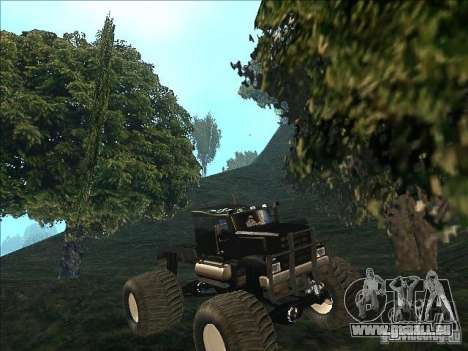 Monsterous Truck für GTA San Andreas