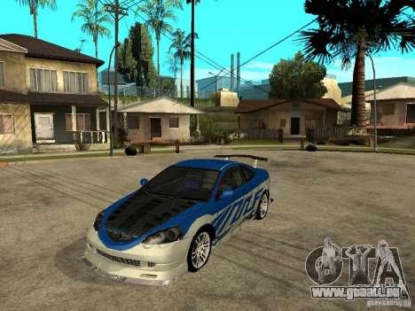 Acura RSX Shark Speed für GTA San Andreas