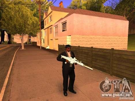 TeK Weapon Pack für GTA San Andreas dritten Screenshot