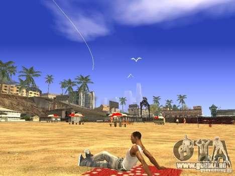 Natte de repos pour GTA San Andreas