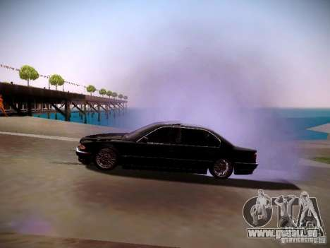 Neue Effekte für GTA San Andreas dritten Screenshot
