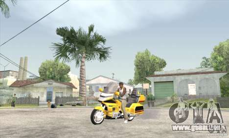 Honda Goldwing GL 1500  (1990) pour GTA San Andreas