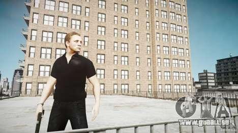 Peau de James Bond pour GTA 4 quatrième écran