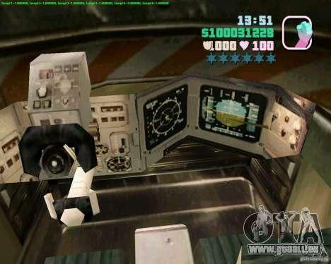 M 1 A2 Abrams pour GTA Vice City septième écran