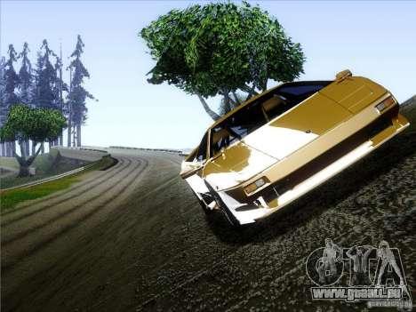 Lamborghini Diablo VT 1995 V3.0 für GTA San Andreas Räder
