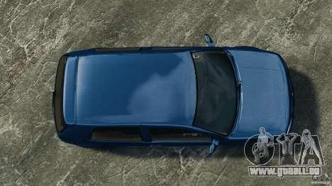 Volkswagen Golf 4 R32 2001 v1.0 pour GTA 4 est un droit