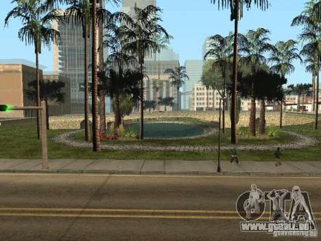 Glen Park HD für GTA San Andreas her Screenshot