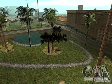 Glen Park HD pour GTA San Andreas
