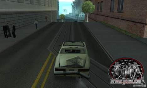 Speedo Skinpack FLAMES pour GTA San Andreas deuxième écran