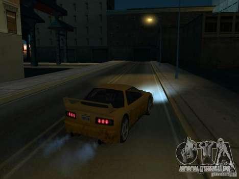 La Villa De La Noche v 1.1 pour GTA San Andreas quatrième écran