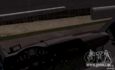 33023 Gaz Business Farmer pour GTA San Andreas sur la vue arrière gauche