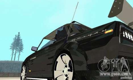 Tunning de VAZ 2106 Fantasy ART pour GTA San Andreas vue de côté