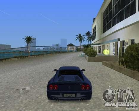 Ferrari F355 für GTA Vice City linke Ansicht