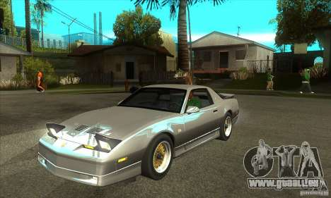 Pontiac Trans AM 1987 für GTA San Andreas