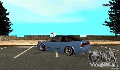 Nissan 240SX JDM für GTA San Andreas rechten Ansicht