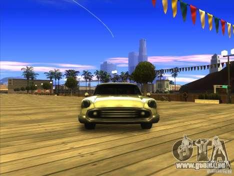 Glendale - Oceanic pour GTA San Andreas vue arrière
